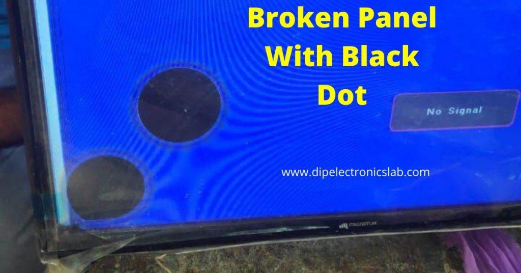 How to Repair LED TV Broken Panel