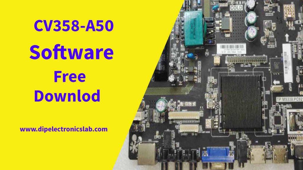 cv358 A50 All Software