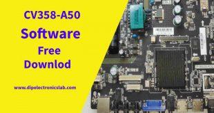 cv358-a50 software