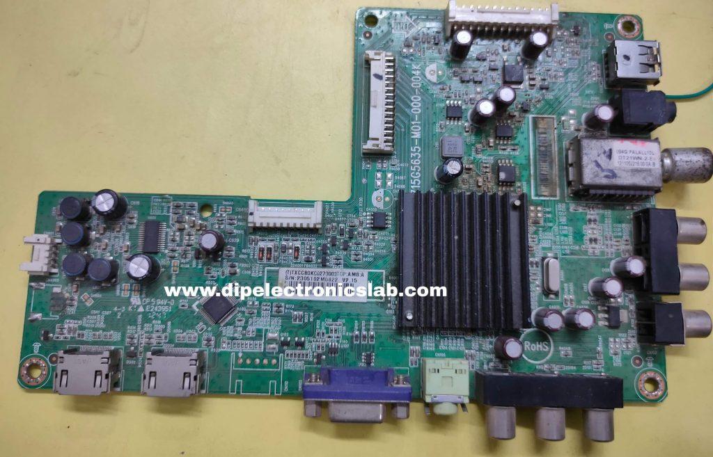 715G5635-M01-000-004K Board