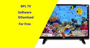 BPL TV software download