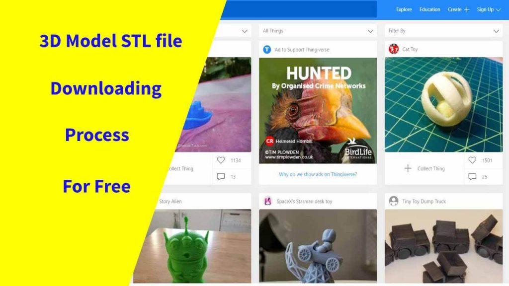 Download 3D Model STL File