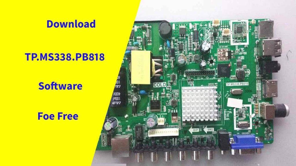 TP.MS338.PB818 Software