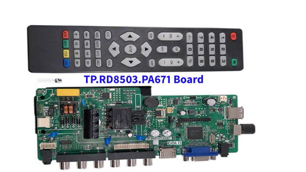 TP.RD8503.PA671 Software