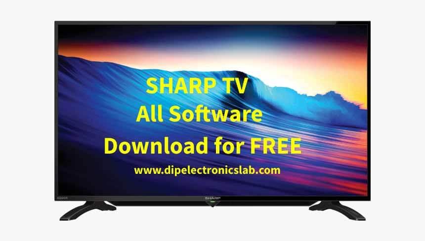Sharp TV All Software