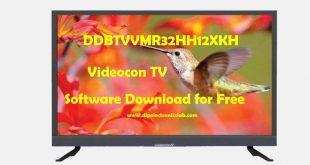 DDBTVVMR32HH12XKH update software