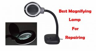 best magnifying lamp