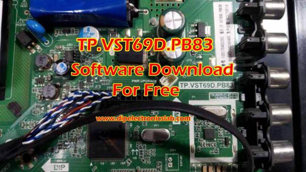 TP.VST69D.PB83 Board Software