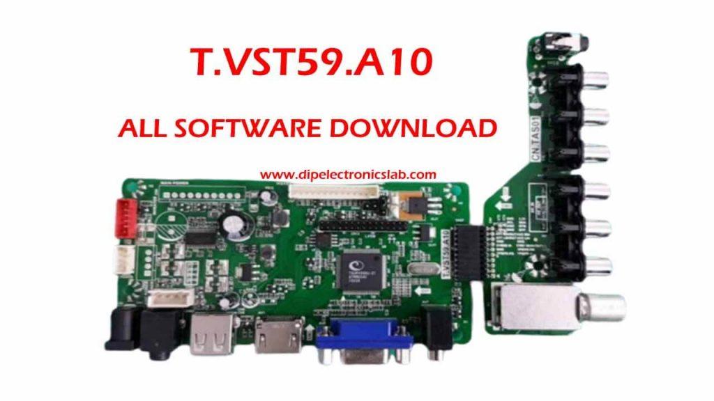 T.VST59 A10 all Software Download