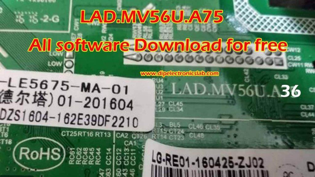 LAD.MV56U.A36 All Software