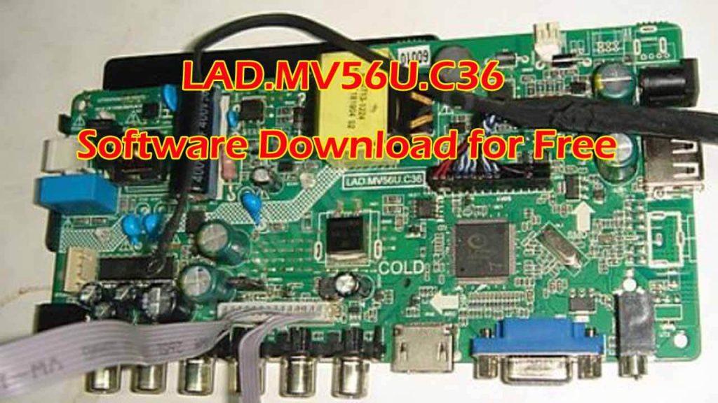 LAD.MV56U.C36 All Software