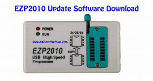 EZP2010 Programmer Update Software