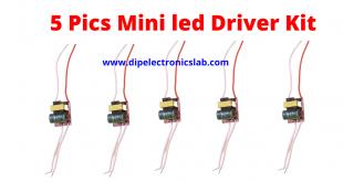 Mini LED Driver kit buying link