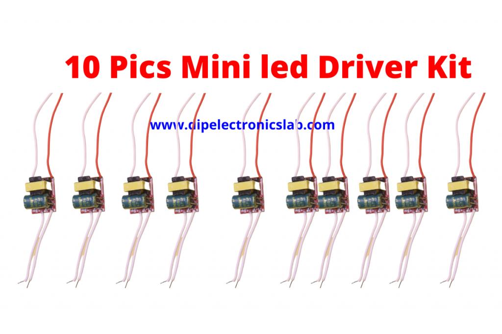 mini led driver kit