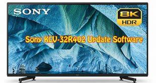 Sony KLV-32R402 Update Software