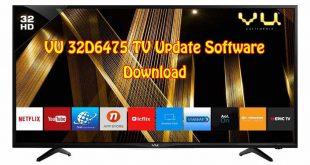 VU 32D6475 software
