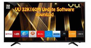 VU TV Software download