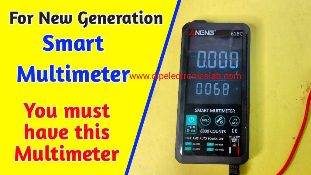 What is Smart Multimeter