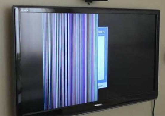 LED TV PANEL PROBLEM